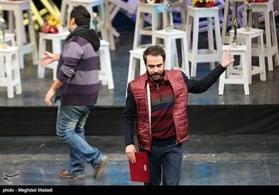 مراسم ختام مهرجان فجر الخامس والثلاثون للمسرح