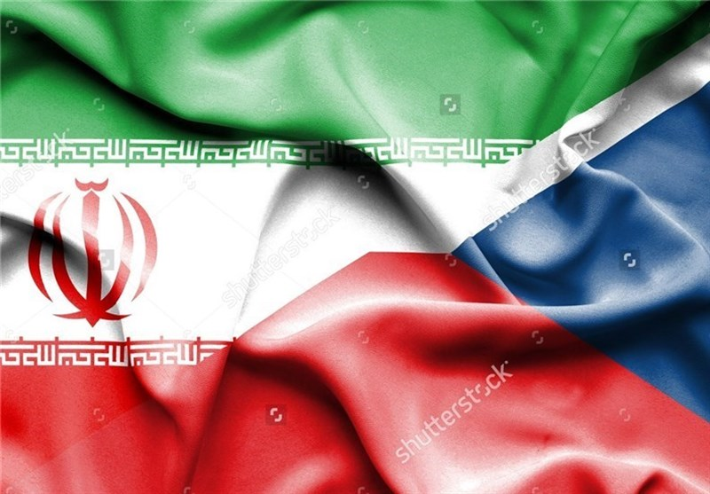 پرچم ایران وچک