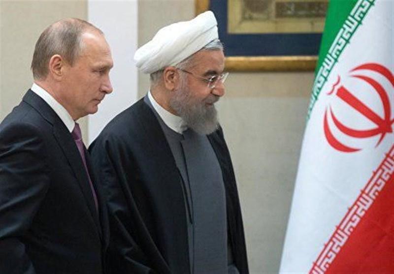Iran's President Rouhani Condoles Russia on Deadly Cargo Plane Crash