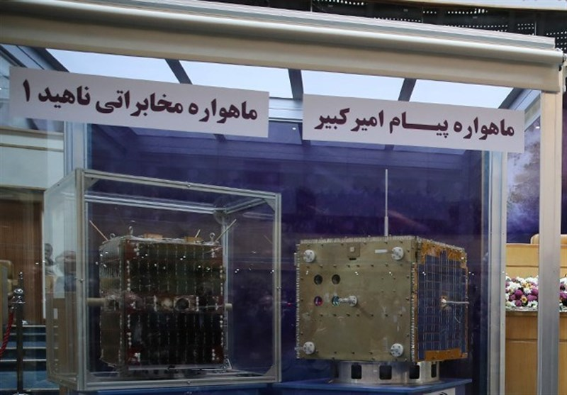 Iranian Satellite Passes Tests: Official