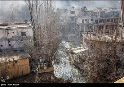 Ain al-Fija Near Damascus after Liberation