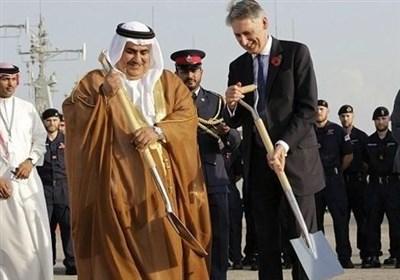 انگلیس در بحرین