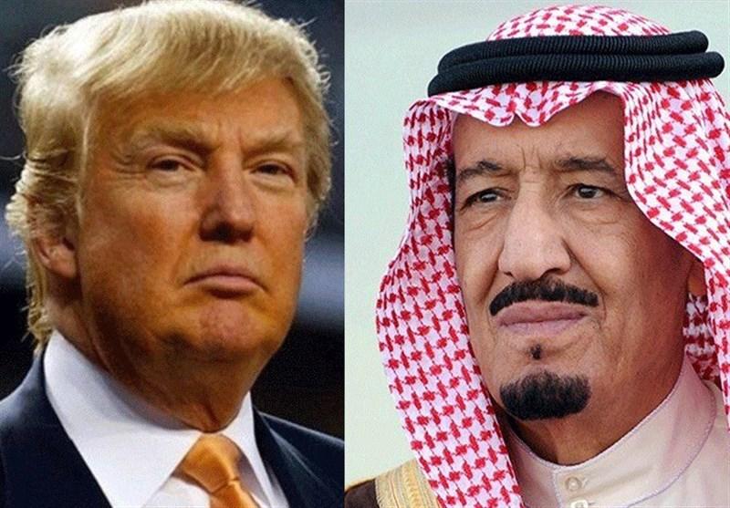 Al-i Suud Hayatta Kalabilmek İçin Trump'a Harç Ödüyor/ Maliyeti Araplar Karşılıyor Kârı Amerika Alıyor