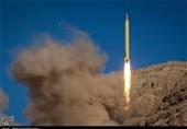 مقام آمریکایی: ایران یک موشک دفاعی شلیک کرده است