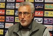 اهواز| فرکی: از نتیجه راضی هستم اما از نحوه بازی تیم خیلی راضی نیستم/ آرزو میکنم استقلال خوزستان در لیگ برتر بماند