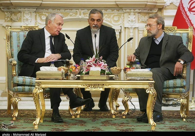 لاریجانی: داعمی الارهاب لامکان لهم فی قائمة تقیید منح التأشیرات