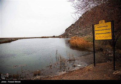 Iran's Beauties in Photos: Hashilan Wetland