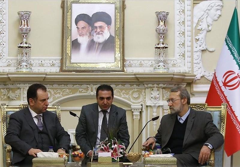 Iranian Speaker Hails Armenia for Preventing Crisis