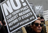 Eleven Anti-Trump Protesters Arrested in New York
