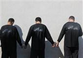 دستگیری سارقان گرگان