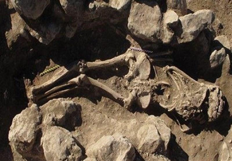 گورهای باستانی دوره اشکانی و ساسانی در شرق گیلان کشف شد