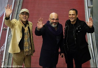 چهارمین روز جشنواره فیلم فجر - پردیس ملت