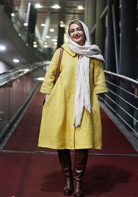 هانیه توسلی بازیگر فیلم سینمایی بن بست توفیق