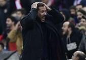 سیمئونه: بارسلونا میداند که هنوز صعود نکرده است