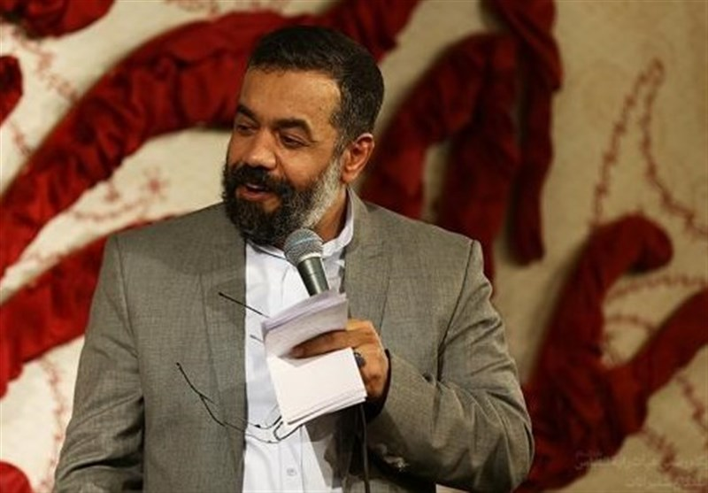 مولودیخوانی حاج محمود کریمی به مناسبت عید غدیر + صوت