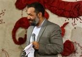 مدیحهسرایی «محمود کریمی» در ثنای سیدالشهداء(ع) + فیلم و صوت