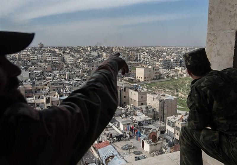 ویرانه های حلب