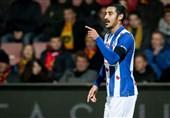 Reza Ghoochannejhad Nets Hat-Trick against Willem II