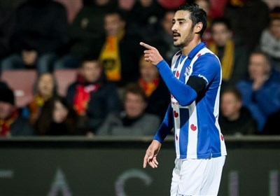 Reza Ghoochannejhad Nets Hat-Trick against Willem II