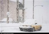 انخفاض شدید لدرجات الحرارة فی 28 محافظة ایرانیة