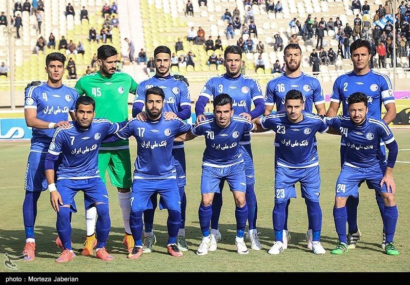 برگزاری اولین تمرین استقلال خوزستان در عمان + تصاویر