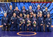 درخواست فدراسیون کشتی ایران برای معرفی جایگزین آمریکا در جام جهانی