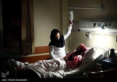 ایران میں نرس ڈے کی مناسبت سے؛