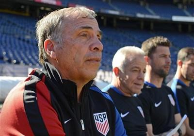 آرهنا از تیم ملی آمریکا جدا شد