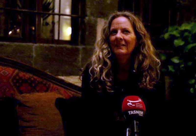 سوریه/ خانم بیلی