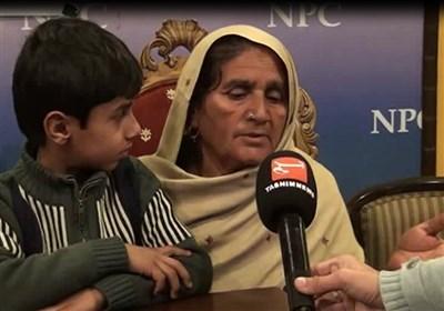 شیعہ مسنگ پرسنز کے ورثاء کی تسنیم سے گفتگو