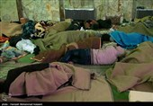 انجام 70 درصد اسکان اضطراری در مناطق زلزله زده خراسان شمالی