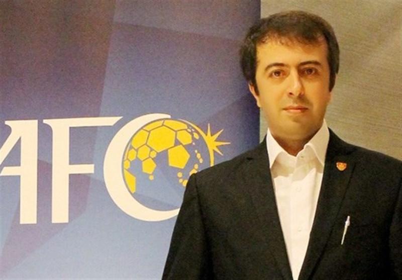 مدیر امور بینالملل باشگاه پرسپولیس: ورزشگاه ثالث برای میزبانی از التعاون و زمان بازیها به AFC اعلام شد