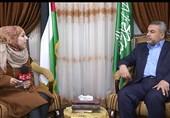 غزه / اسماعیل رضوان