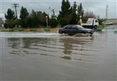 احتمال آبگرفتگی معابر و سیلابی شدن مسیلها در استان لرستان
