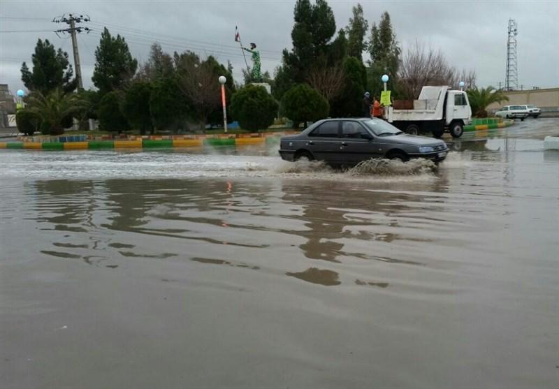 باران بهاری کرمانشاه را قفل کرد / مسئولان در دسترس نیستند
