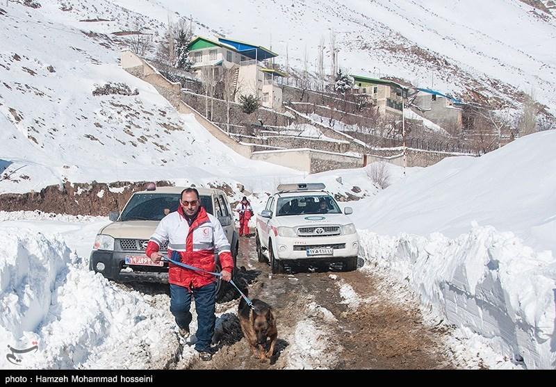 امدادرسانی به 800 نفر حادثهدیده در اردبیل