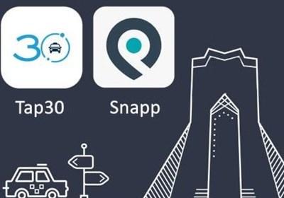 تاکسی های اینترنتی از متولیان حمل ونقل مجوز ندارند/ الزام استارتاپ های حمل ونقلی به پرداخت اجاره ماهانه