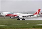 Turkish Plane Makes Emergency Landing in Iran
