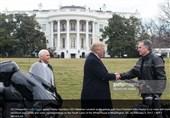 کاخ سفید حیاط خلوت موتورهای «هارلیدیویدسون»+فیلم و عکس