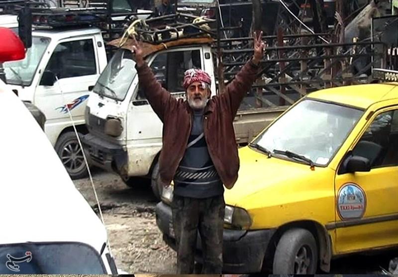 سوریه/ استقبال از ارتش/1