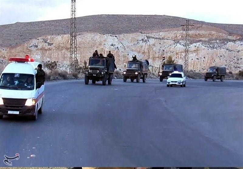 سوریه/ استقبال از ارتش/6