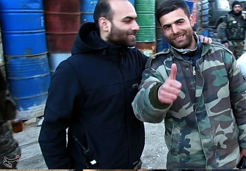 سوریه/ استقبال از ارتش/8