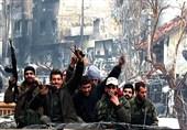 سوریه/ استقبال از ارتش/10
