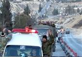 """هکذا استقبل أهالی دمشق جنود الجیش السوری الذین حرروا نبع """"الفیجة"""" +صور"""