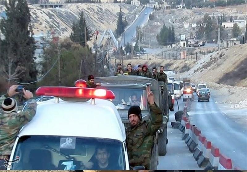 سوریه/ استقبال از ارتش/15
