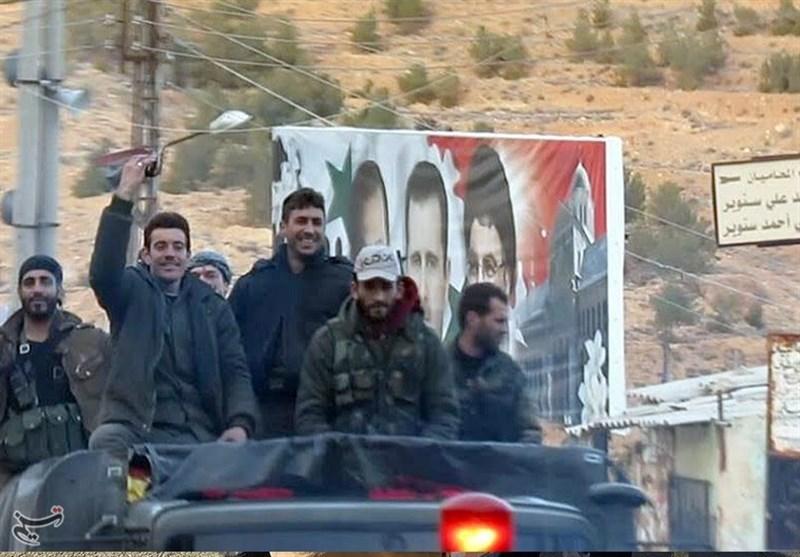 سوریه/ استقبال از ارتش/16