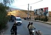 سوریه/ استقبال از ارتش/19