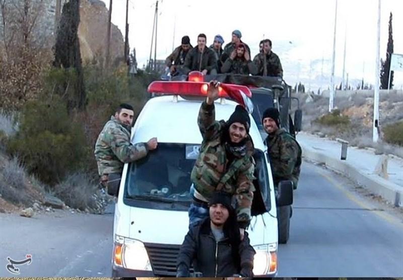 سوریه/ استقبال از ارتش/21