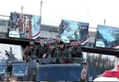 سوریه/ استقبال از ارتش/22