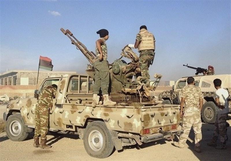 القوات الخاصة اللیبیة